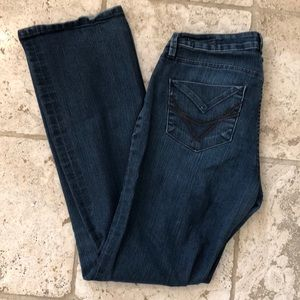 Jag jeans low rise bootleg